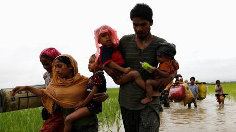 Μιανμάρ: Περισσότερα από 2.600 σπίτια πυρπολήθηκαν σε μία εβδομάδα