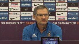 Μπαζάρεβιτς: «Είχαμε την ευκαιρία να κερδίσουμε»