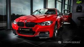 Οίκος από τη Βουλγαρία μεταμορφώνει τη BMW Σειρά 3 (pics)