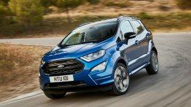 Ολική αναβάθμιση για το Ford EcoSport (pics & vids)