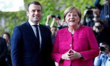 Ο Μακρόν θα συζητήσει με τη Μέρκελ το «όραμά» του για την Ευρώπη