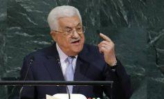 Ο Μαχμούντ Αμπάς κάλεσε για το τέλος του «απαρτχάιντ» κατά των Παλαιστινίων