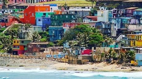 Ο τυφώνας Μαρία κατέστρεψε τη γειτονιά που γυρίστηκε το Despacito στο Πουέρτο Ρίκο (Vid)