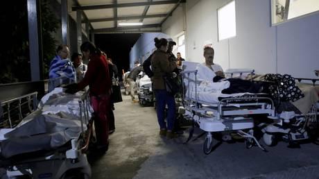 Πάνω από 20 νεκροί από τον ισχυρό σεισμό στο Μεξικό (pics&vids)