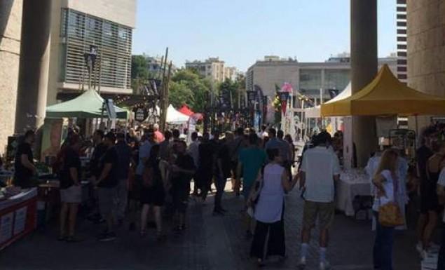 Ποιο… Oktoberfest; Ξεκίνησε το 1ο Φεστιβάλ Μπύρας στη Θεσσαλονίκη