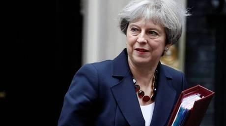 Προτροπή Μέι για έγκριση του σχεδίου νόμου για το Brexit