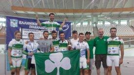 Πρωταθλητής ο Παναθηναϊκός, απόλυτος πρωταγωνιστής ο Βολικάκης με 5 χρυσά!