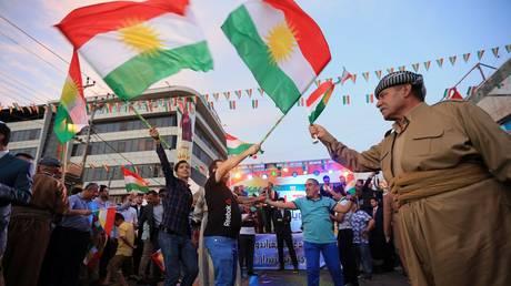 Σαρωτικά τα ποσοστά του «ναι» στο δημοψήφισμα των ιρακινών Κούρδων