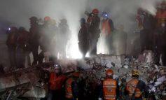 Σεισμός Μεξικό: Μάχη με το χρόνο για τον εντοπισμό επιζώντων
