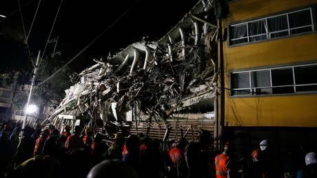 Σεισμός Μεξικό: Χάος, πόνος και απελπισία στα ερείπια των 7,1 Ρίχτερ