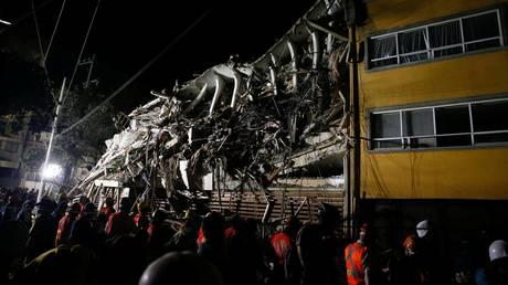 Σεισμός στο Μεξικό: Εντατικές έρευνες για τους αγνοούμενους – Αυξήθηκαν οι νεκροί