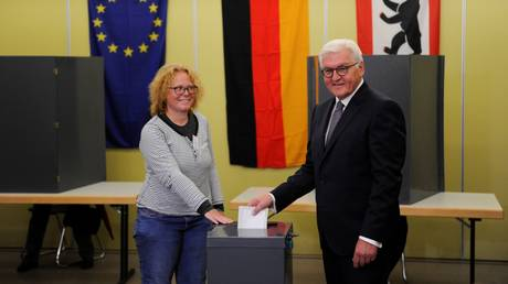 Στάινμαγερ προς τους Γερμανούς: Αν δεν ψηφίσετε, αποφασίζουν άλλοι