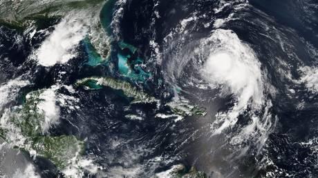Στα… βήματα της Ίρμα ο τυφώνας Μαρία-Άλλες δυο τροπικές καταιγίδες σχηματίστηκαν στον Ατλαντικό