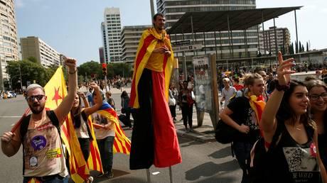 Στα άκρα η κόντρα της Καταλονίας με τη Μαδρίτη για το δημοψήφισμα