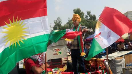 Συνάντηση Μακρόν – Αλ Αμπάντι στη Γαλλία για τις εξελίξεις στο Ιράκ μετά το δημοψήφισμα