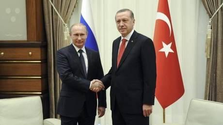 Συνάντηση Πούτιν – Ερντογάν με θέμα τη Συρία