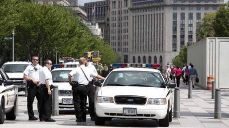 Συνελήφθη άνδρας κοντά στον Λευκό Οίκο για κατοχή πυροβόλων όπλων