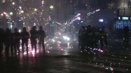 Τορίνο: Επεισόδια στις διαδηλώσεις κατά της συνόδου των G7 (vids)