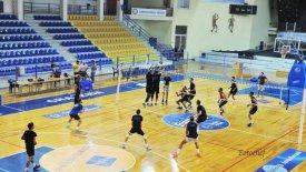Τουρνουά προετοιμασίας στην Χαλκίδα για 3 ομάδες  Volley League και ΑΕΚ