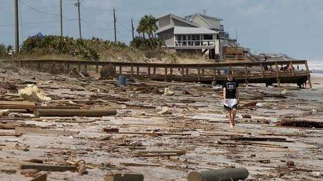 Τυφώνας Ίρμα: Πάνω από δέκα νεκροί και τεράστιες ζημιές στη Φλόριντα