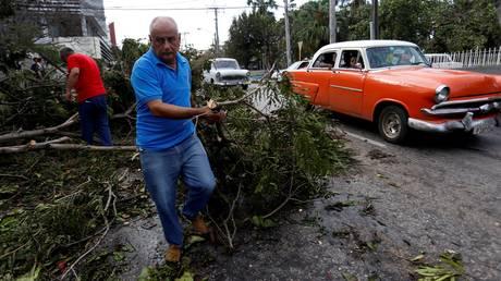 Τυφώνας Ίρμα:  Χωρίς ηλεκτρικό πολλές επαρχίες στην Κούβα