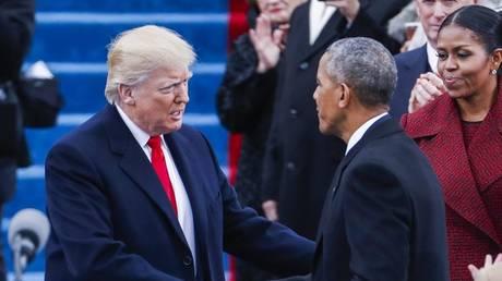 Υπουργείο Δικαιοσύνης ΗΠΑ: Καμία απόδειξη για τα περί υποκλοπών από τον Ομπάμα