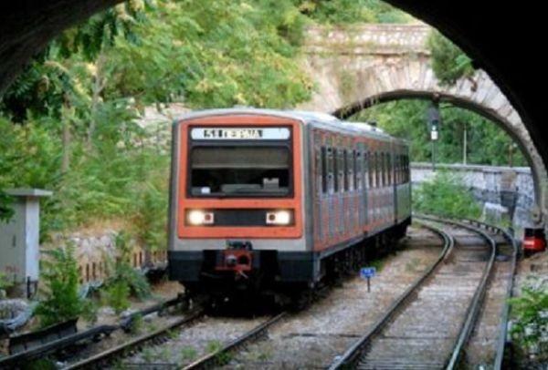 Στάσεις εργασίας στον Ηλεκτρικό Σιδηρόδρομο την Τρίτη και την Παρασκευή