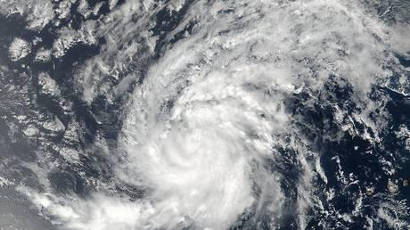 O τροπικός κυκλώνας Ίρμα «απειλεί» το Πουέρτο Ρίκο