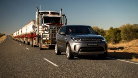 To Land Rover Discovery μπαίνει σε ράγες! (pics, vid)