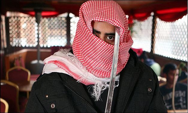 Πανικός στα Γιάννινα με 44χρονο Τυνήσιο που μετατράπηκε σε… σαμουράι