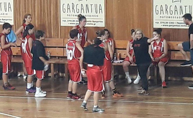 Το μπάσκετ αρχίζει εδώ. ΖΑΟΝ η ομάδα της πόλης.