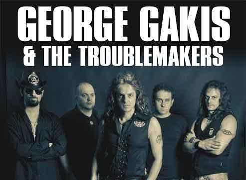 Οι Troublemakers απόψε 8/09 στο Άλσος Κηφισιάς.
