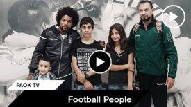 «Είμαστε όλοι ίσοι-Είμαστε Football People» (vid)