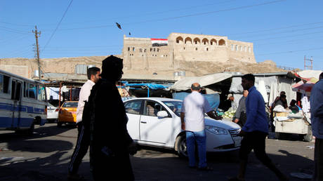 Ένας Κούρδος διαδηλωτής νεκρός και έξι ακόμη τραυματίες στην Χαναγκίν