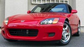 Αγοράστε ένα ολοκαίνουργιο Honda S2000 με… 32.100€ (pics)