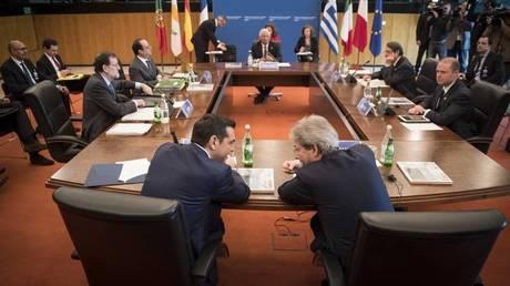 Αναβλήθηκε η Σύνοδος Κορυφής των κρατών του Νότου της ΕΕ