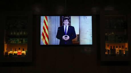 Απάντηση της Μαδρίτης στο διάγγελμα Πουτζντεμόν