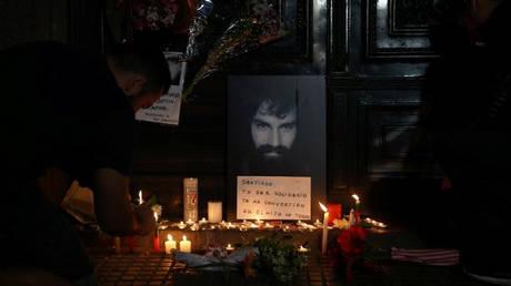 Αργεντινή: Χιλιάδες άνθρωποι διαδήλωσαν μετά τον θάνατο ακτιβιστή (pics)