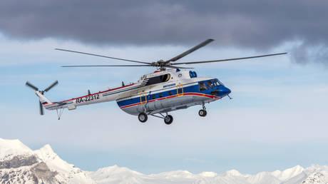 Αρκτική: Εντοπίστηκε το εξαφανισμένο ρωσικό ελικόπτερο-Νεκροί θεωρούνται οι επιβάτες του