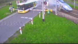 Αυτός είναι ο χειρότερος οδηγός λεωφορείου στον κόσμο! (vid)