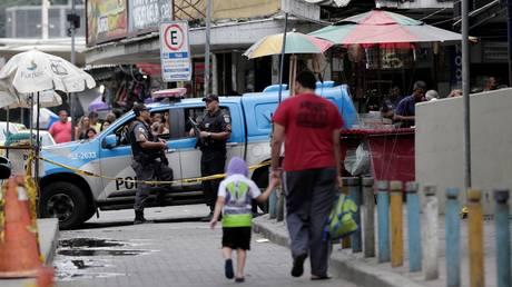 Βραζιλία: Βιντεοσκόπησε την εν ψυχρώ δολοφονία της(vid)
