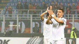 Γαλανόπουλος: «Έβλεπα την ΑΕΚ στο Σαν Σίρο παιδάκι και τώρα έπαιξα εδώ»