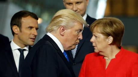 Γαλλία – Γερμανία – Βρετανία καλούν τον Τραμπ να σκεφτεί πριν λάβει μέτρα κατά του Ιράν