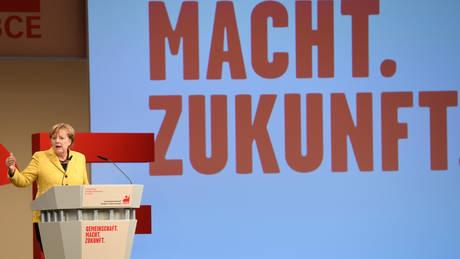 Γερμανία: Η πλειοψηφία «βλέπει» σχηματισμό κυβέρνησης από «Τζαμάικα»