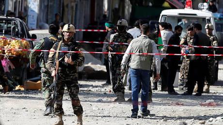 Δεκάδες νεκροί από τις βομβιστικές επιθέσεις σε δύο τεμένη στο Αφγανιστάν