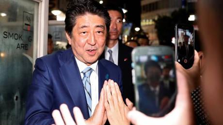 Εκλογές Ιαπωνία: Μεγάλη νίκη του Σίνζο 'Αμπε… δείχνουν τα exit polls