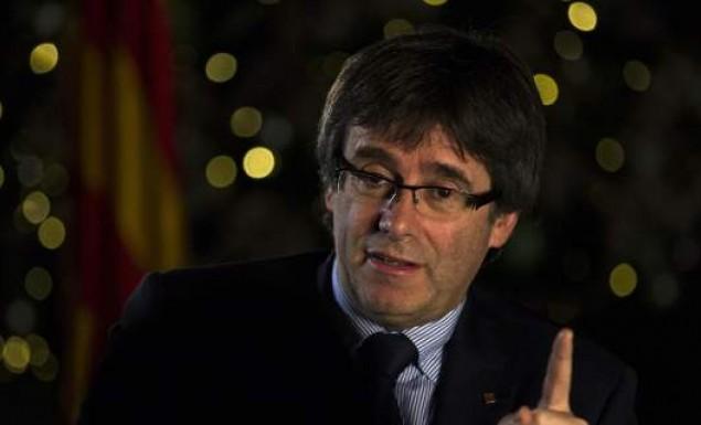 Επιμένει ο ηγέτης της Καταλονίας: Θα εφαρμοστεί ο νόμος για την ανεξαρτησία μας