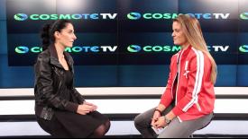 Η Μαρία Σάκκαρη στο gazzetta.gr, απλώς δεν χάνεται! (gTV)
