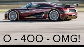 Η Koenigsegg απάντησε στο ρεκόρ της Bugatti