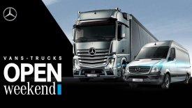 Η Mercedes-Benz Ελλάς άνοιξε τις πόρτες της